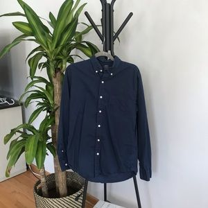 Classic Men's J. Crew Button Down Shirt
